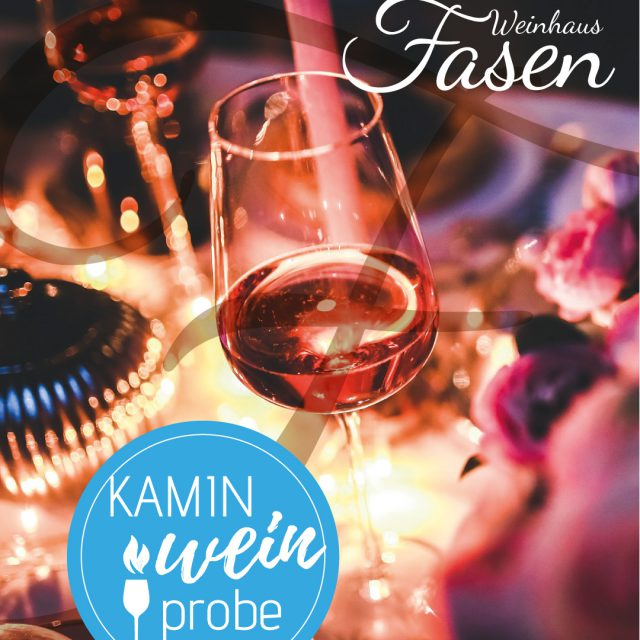Kamin-Wein-Probe
